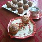 Fıstık Ezmeli Muffin Nasıl Yapılır