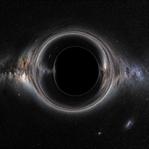 Galaksimizindeki kara delik sanal gerçeklikte