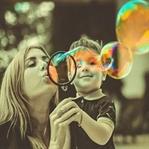 Güçlü Bir Ebeveyn - Çocuk İlişkisi için.