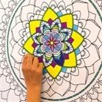Güzel bir Meditasyon: Mandala
