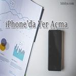 iPhone'da Yer Açma - iPhone Saklama Alanı Açma
