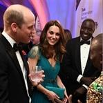 Kate Middleton: Jenny Packham Aspen elbise