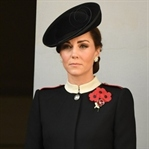 Kate Middleton: Alexander McQueen Manto