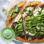 Kuşkonmazlı Karnabahar Pizza Tarifi