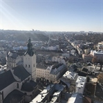 Lviv'de İlk Gün Sorgu Odasına Alındık