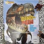 National Geographic Kids Eşsiz Dino-Pedi