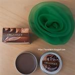 Organique Markasının Çikolatalı Dudak Balmı