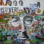Özgür Ruhun Sembolü John Lennon Duvarı