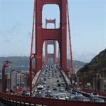 San Francisco'nun Göz Bebeği Golden Gate