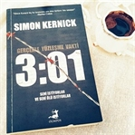 SIMON KERNICK | 3:01 - KİTAP YORUMU