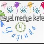 Sosyal Medya Kafe 4 Yaşında!