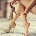 Topuklu ayakkabı sevdası