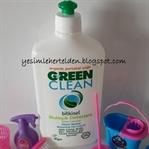 U Green Clean Bitkisel Bulaşık Deterjanı