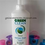 U Green Clean Bitkisel Çamaşır Suyu