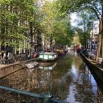 Amsterdam Seyahat - Bu Evler Neden Eğik Yahu?