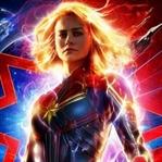 Captain Marvel'dan Yeni Fragman