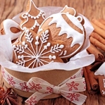 Gingerbread Yeni Yıl Kurabiyesi Nasıl Yapılır?