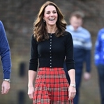 Kate Middleton: Emilia Wickstead Ekose Etek