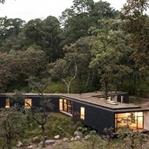 Meksika'da Tripod Şeklinde Bir Ev