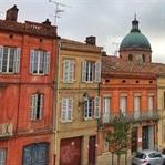 Pembe Şehir Toulouse