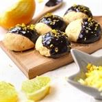 Portakallı Kurabiye - Portakal Sosu ve Bitter Çiko