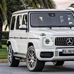 2019 Mercedes Benz-AMG G63 577 HP