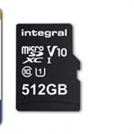 512 GB'lik MicroSD Kartı Tanıtıldı