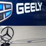 Çinli Geely, Mercedes'in %10'luk Hissesini Aldı
