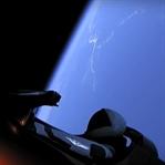 Elon Musk'ın Tesla'sı Mars Yörüngesine Girdi!