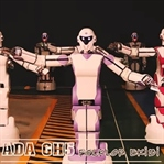 Erik Dalı Oynayan Yerli Robot ADA GH5- AKINROBOTIC