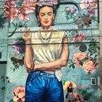Frida Hakkında En İyi 44 Sokak Sanatı Eseri