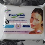 Fresh'n Soft Classisc Make-up Remover Wipes