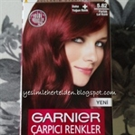 Garnier Çarpıcı Renkler / 5.62 Parlak Lal Kızılı