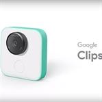 """Google'ın Kamerası """"Clips"""" Artık Satışta"""