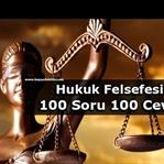 Hukuk Felsefesi Ders Notları ve Soruları