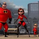Incredibles 2(İnanılmaz Aile 2)'den İlk Fragman