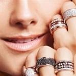 Kadın Gümüş Yüzük
