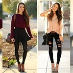 Kısa Boylu Kadınlar İçin Giyim Önerileri