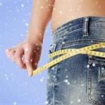 Kışın da kilo vermek mümkün!