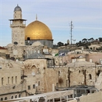 Kudüs' te Bir Gezinti