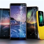 Nokia 8 Sirocco ve 4 Model Daha Tanıtıldı!