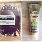 Pantene 3 Minute Miracle Saç Kremi&Tangle Teezer