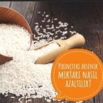 Pirinçteki arsenik miktarı nasıl azaltılır?