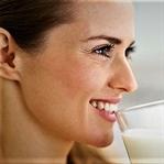 Rejim yaparken süt için sağlıklı kalın
