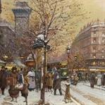 Sanat I İlham Veren Şehir Paris