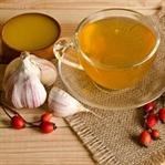 Sarımsak Çayının Faydaları Saymakla Bitmiyor