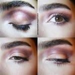 Sevgililer Günü Göz Makyajı