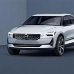 Tamamen Elektrikli Yeni Bir Volvo Gelecek