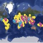 Vizesiz Gidilen Ülkeler 2018 Yılı Tam Liste Harita