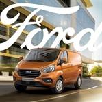 Yeni EcoBlue Motor, Yeni Ford Tourneo Custom'da